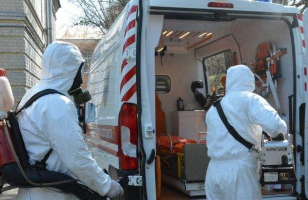 Жертвами коронавируса вПетербурге стали еще пять человек