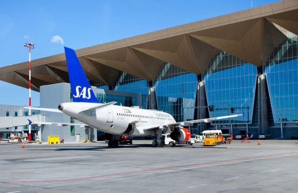 Вывозной рейс изТаиланда приземлился вПетербурге