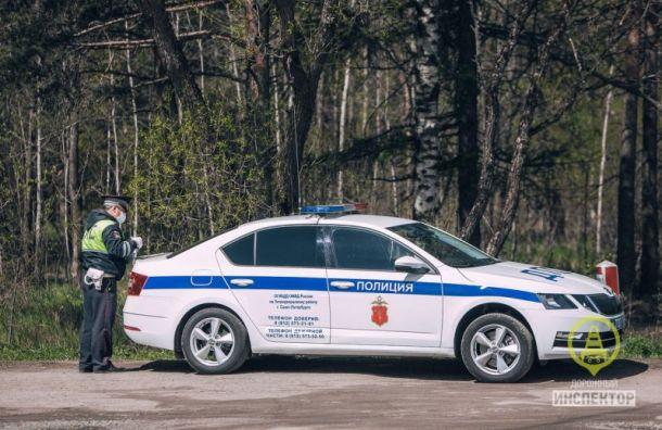 ВДТП свнедорожником Hyundai вВыборге пострадал человек