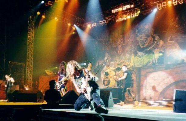 Iron Maiden невыступят летом вПетербурге из-за коронавируса