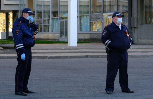 Полиция задержала 10 человек, участвовавших вавтомобильной вечеринке