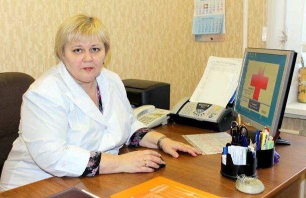 Скончалась заведующая кардиологией больницы №26 Галина Литвинова