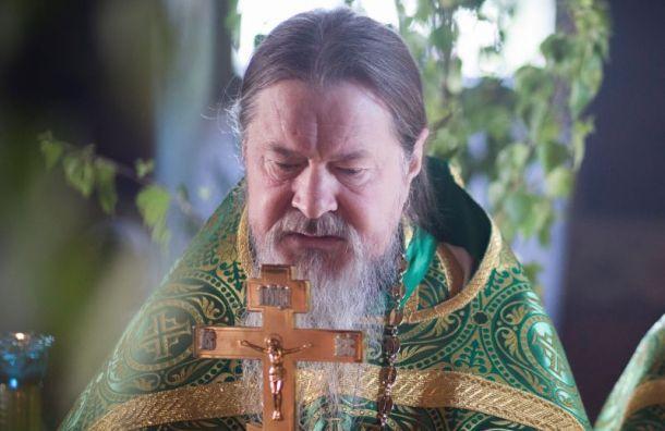 Скончался главврач Свято-Троицкой Сергиевой лавры игумен Тихон
