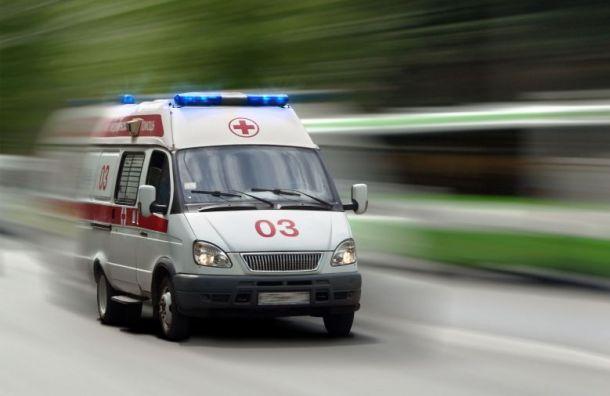 Маленькая девочка тяжело пострадала из-за подростка наэлектросамокате