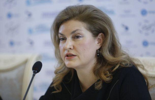 Родоманова: «ВПетербургской митрополии все здоровы»