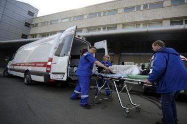 Минздрав: встационарах России находятся 80 тысяч человек скоронавирусом