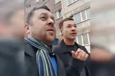 Депутат избил журналиста ипредлагал «нормально пообщаться спацанами»