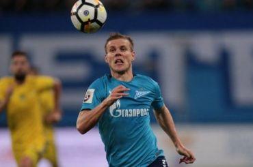 «Зенит» продил контракт сКокориным доконца текущего сезона