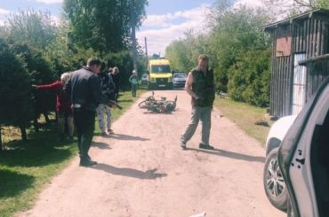 Два подростка пострадали вДТП под Кировском