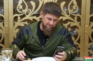 Аккаунт Рамзана Кадырова заблокировали вInstagram