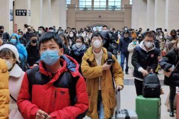ВКитае произошла новая вспышка коронавируса