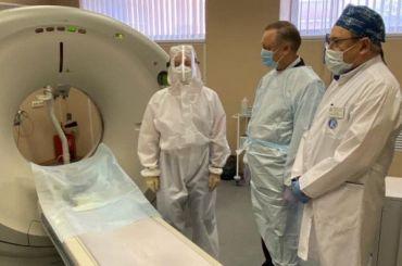 Главврач больницы №31 рассказал оработе вусловиях пандемии COVID-19