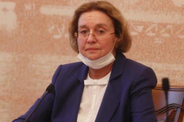 Общественную палату Петербурга возглавила Ирина Соколова