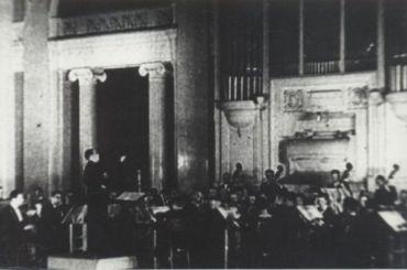 Петербургская филармония коДню Победы показала уникальные исторические документы