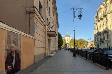 Олег Лукьянов надеется вернуть фреску сБродским