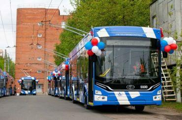 Горэлектротранс отменил аукцион назакупку 40 новых тролейбусов