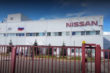 Nissan приостановит производство вПетербурге с29мая по30июня