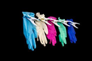 Таможня недала вывезти изПетербурга вПольшу 3,5 млн одноразовых перчаток