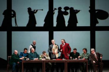 Мариинский театр покажет оперу «Мертвые души»