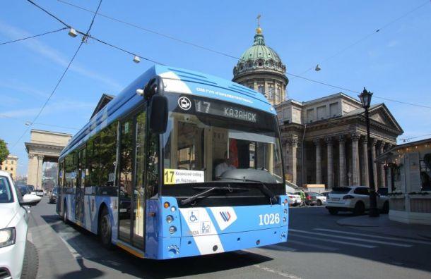 Горэлектротранс закупит влизинг 40 троллейбусов