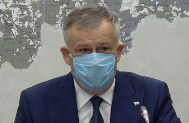 Дрозденко заявил, что выезд изЛенобласти вФинляндию могут разрешить кавгусту