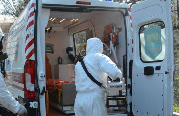 Более 40 смертей отCOVID-19 подтвердили засутки вПетербурге
