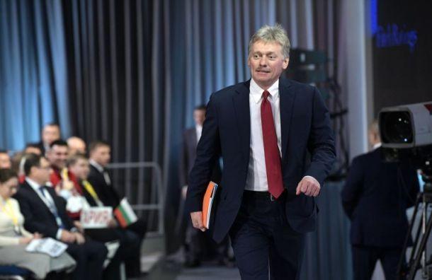 Кремль фактически одобрил публикацию экзитполов доконца голосования