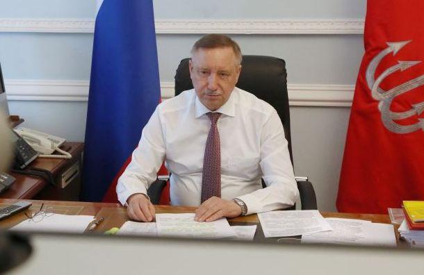 Беглов рассказал оподготовке кголосованию попоправкам кКонституции