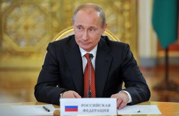 ФОМ: доверие кПутину выразили 58% россиян