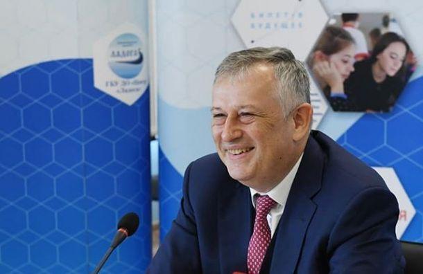Дрозденко подал документы вЛеноблизбирком для участия ввыборах губернатора