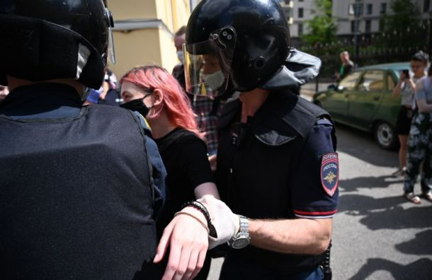 После приговора поделу «Сети» усуда задержали около 10 человек