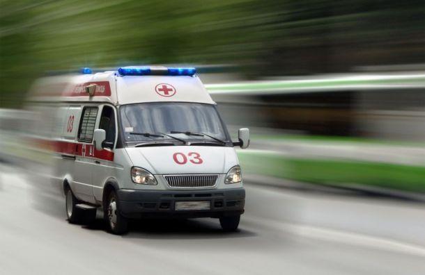 Три пассажира автобуса получили травмы вДТП наЛенинском проспекте