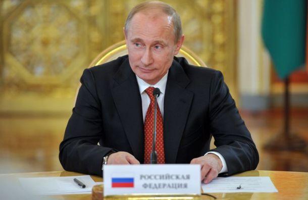 Путин небудет проводить голосование поКонституции вдень парада Победы