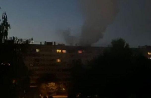 Возбуждено уголовное дело после гибели людей впожаре наВыборгском шоссе