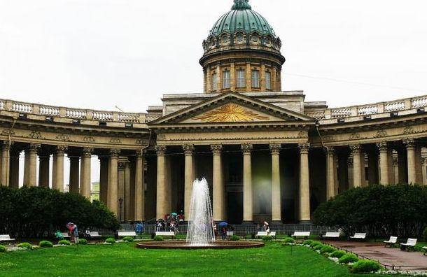 Порядка 60 фонтанов вновь заработали вПетербурге