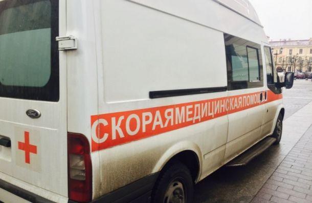 Отравленного петербургского школьника спасают в детской больнице
