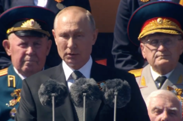 Путин: «Мывсегда будем помнить, что нацизм сокрушил советский народ»