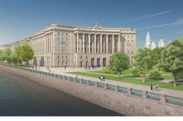 Наотмененное строительство Судебного квартала продолжают выделять деньги