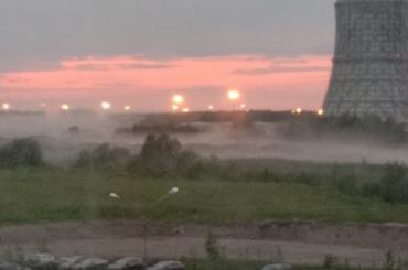 Официально загрязнения воздуха унезаконной свалки перед Юго-Западной ТЭЦ невыявили
