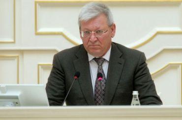 Петербургский депутат выругался наисполительную власть