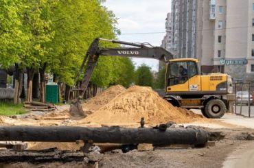 Гидравлические испытания труб начнут всеми районах Петербурга с8июня