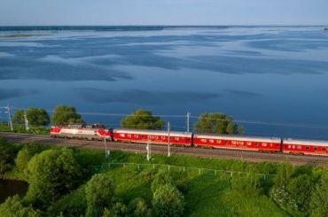 Поезда между Петербургом иКалининградом пустят 1июля