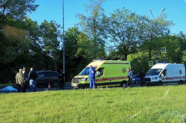 Мальчик-велосипедист погиб вДТП наНепокоренных
