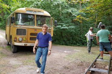 Алексей Учитель завершил съемки фильма оВикторе Цое