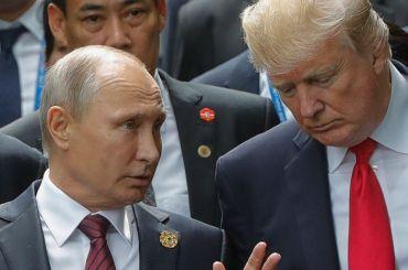 Путин иТрамп обсудили потелефону коронавирус