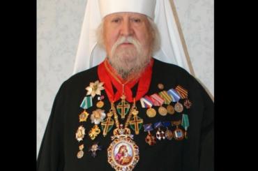 Чувашский митрополит Варнава умер вЧебоксарах