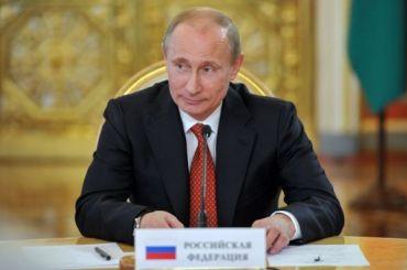 Путин допустил, что вновь будет баллотироваться впрезиденты