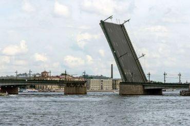 Мужчина упал вНеву сЛитейного моста