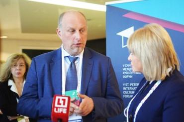 Комитет поразвитию туризма Петербурга возглавил Сергей Корнеев