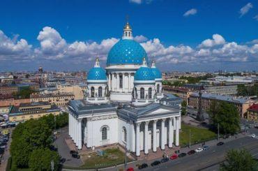 Петербургские храмы откроют двери для прихожан 5июня